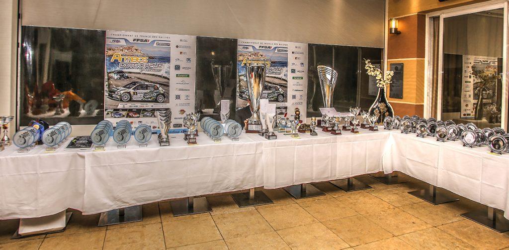 Challenge Antibes Rallye Association 2018